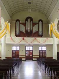 organy - św Stanisława Kostki - Poznań